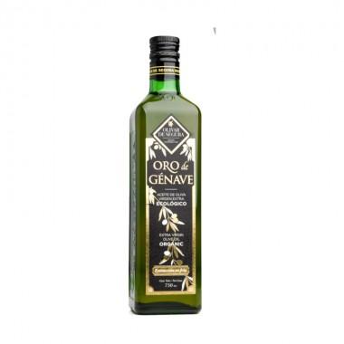 Aceite de Oliva Virgen Extra Ecológico - Oro de Genave 750ml