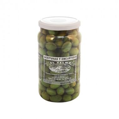 Aceituna Verde Sosa - El Yelmo 0.700 KG