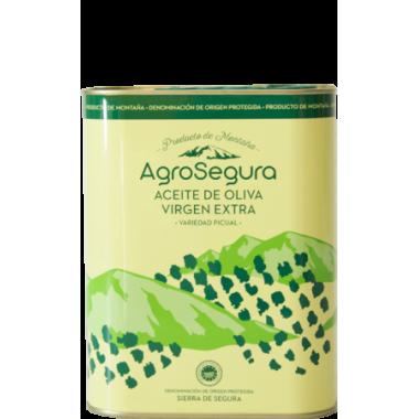 AOVE Denominación de Origen Sierra de Segura - Agrosegura 3L