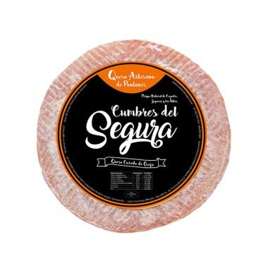Queso Curado de Oveja - Cumbres del Segura -300g a 350 g