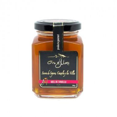 Miel de Tomillo - Oro del Yelmo - 280 gr