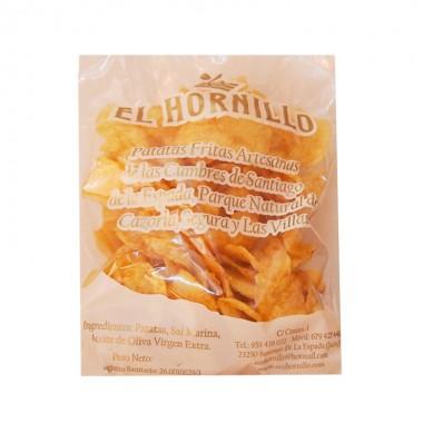 Patatas Fritas Artesanas - El Hornillo - 150gr