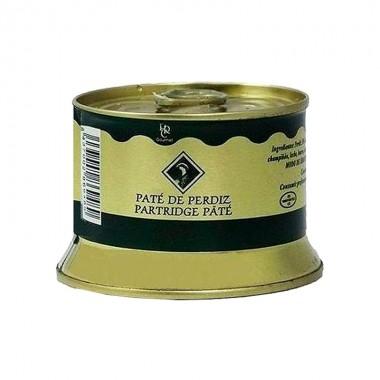Paté de Perdiz - La Carolina - 0.150 kg